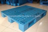 1200X1000mm Drie Agenten die de Plastic Pallet van de Staven van het Staal van de Pallet voor Levering voor doorverkoop rekken