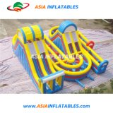 Parcours à obstacles gonflables commerciale énorme, Inflatables obstacle à des jeux interactifs