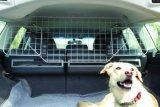 Entièrement ajustable, Mesh chien de garde pour l'arrière/boot/coffre de voiture