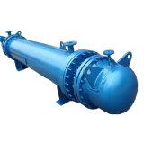 A Shell e o tubo do permutador de calor