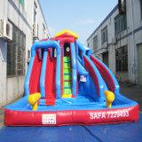3 portátil Lanes Kids Escorrega inflável com piscina brinquedo inflável