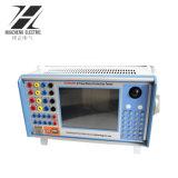 手持ち型の広範囲のリレーテスト単位6段階の保護リレーテスト装置
