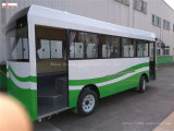 5.7メートルの電気シャトルバス、セリウムの承認