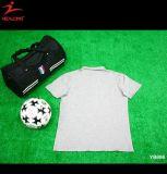 Camisas de polo personalizadas impressão do Sportswear do Sublimation de Healong para o homem