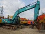 Fournisseur de la Chine d'excavatrice de Kobelco utilisée par Sk200-8