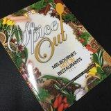 Tapa blanda, a todo color, Libro de los niños de impresión offset.