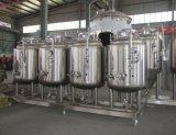 يرصّ مختبرة مصنع جعة تجهيز طي جعة يخمّر نظامة من الصين مموّن