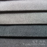 Tissu de velours catimatique 100% polyester pour Slipcovers