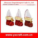 Carregador macio do Natal da decoração do Natal (ZY15Y133-1-2)