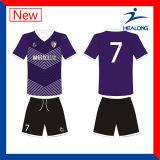 Le football en bonne santé Jersey Chine (HL00006) de sublimation de dri de vêtements de sport d'OEM de Healong