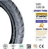 Motorrad-Motorrad-Reifen-Roller-Gummireifen weg von Straße 3.00-18