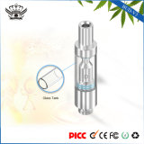 prix d'usine V3 0.5ml Cartouche en verre vaporisateur de Cire à base de plantes de chauffage en céramique