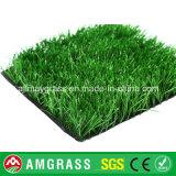 熱い販売! ! ! 庭のための青リンゴ色のフットボールの人工的な草、サッカー競技場のための総合的な草