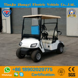 Zhongyi 행락지를 위한을%s 가진 소형 2개의 시트 전기 여행자 골프 카트
