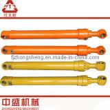 Cilindro hidráulico de dos vías de Doosan para el excavador (series de la PC)