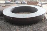 El acero de aleación de acero forjado ASTM de la precisión del engranaje de anillo forjó el anillo