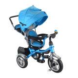 Bambino pieghevole Trike del commercio all'ingrosso della fabbrica della bici dei capretti delle rotelle della Cina 3