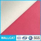 Suave tejido de alta calidad de sarga de algodón tejido de revestimiento y prendas de vestir