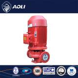 Pompa antincendio di verticale dell'acqua