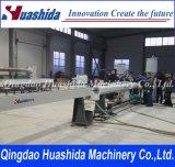 Chaîne de production en plastique de baguettes de soudage de HDPE