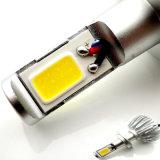 H7 H8 H11 옥수수 속 LED 40W 주요 담궈진 광속 Headbulb 램프 12V LED 헤드라이트