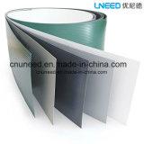 100%Anti UV Ral6005 19cm*2.525m 단단한 PVC 정원 담