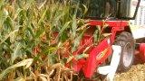 Nuovo macchinario agricolo per la raccolta del cereale