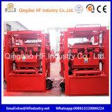 Bloque semi automático Qt4-26 que hace que la máquina enarena el bloque que hace la máquina