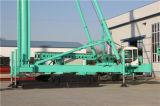 油圧ディーゼルハンマーの杭打ち機