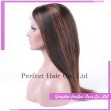 Mejor pelucas llenas del cordón Venta caliente china productos de cabello humano