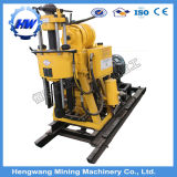 ディーゼル油圧Hw190井戸の掘削装置機械