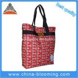Lady Fashion Polyester Loisirs Shopping sac fourre-tout transporteur de l'épaule