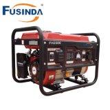 2016 Novo Tipo Home Use Gasolina portátil pequeno 2kVA gerador a gasolina com arranque eléctrico e a bateria (FH2500E)