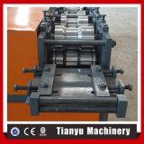 Roulis froid en aluminium galvanisé de bande de porte d'obturateur de rouleau de lamelle formant la machine