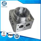 CNC, der geschmiedete Präzisions-hydraulische Stahlteile für Öl-Gerät maschinell bearbeitet