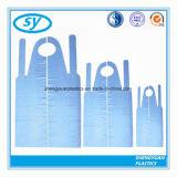 Beschikbare PE van het polyethyleen Schort voor het Koken