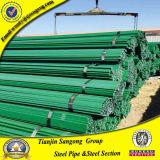 28のmmの緑の上塗を施してある管