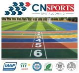 Athletic Spu pista de corrida de borracha com Micro camada elástica de Espuma