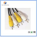fune/cavo del RCA di 3r-3r 2r-2r 3.5st-2r OFC fatto in Cina