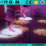 Interativo 12 * 12 Pixels LED Dance Floors para Stage Wedding Light