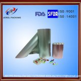 Farmacéutica El uso de aluminio blister