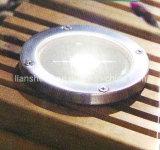 Lumière solaire de plate-forme d'acier inoxydable (LS-2042)