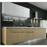 Gabinete de cozinha modular de agasalho de melamina