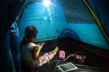 150wh Système d'alimentation solaire multifonction Générateur solaire de batterie pour urgence à domicile