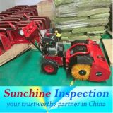 Обслуживание осмотра качества во время обслуживания осмотра садовничая инструментов осмотра продукции