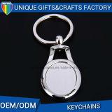 Porte-clés en blanc Bespoken pour souvenir Cadeaux Porte-clés