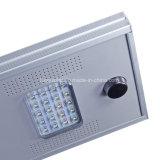 IP65 5W-120W LED integrada en una calle la luz solar la iluminación solar
