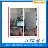 4-20mm Espessura Pdlc Film Privacidade eletrônica Smart Heat Strengthened Glass