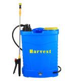 16L Knapsack agricultural 2 em 1 manual e em pulverizador da bateria (HT-BH16C-2)