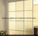 Suppliying befleckte Kunstfrosting-Glas, Dusche-Gläser